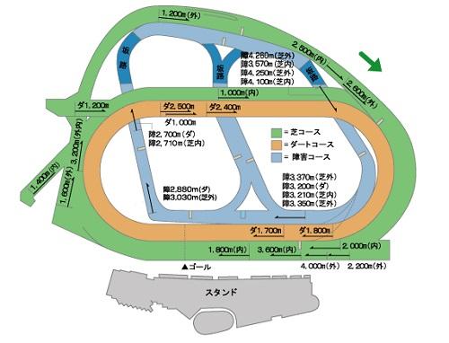 中山競馬場1
