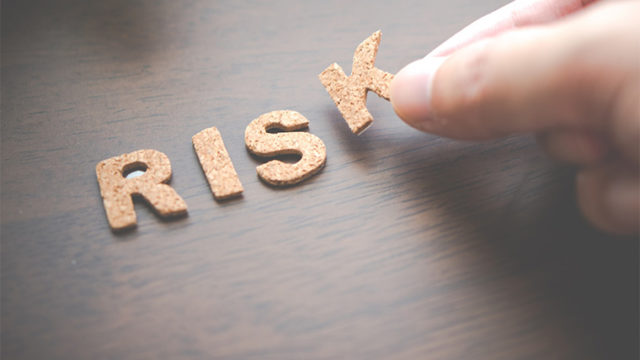 リスクのイメージ図