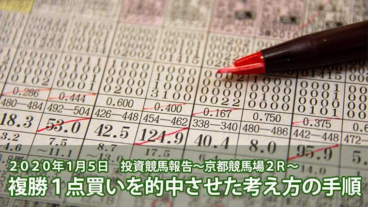 複勝1点買いで馬券を的中させ利益を出すための手順|大阪競馬 ...